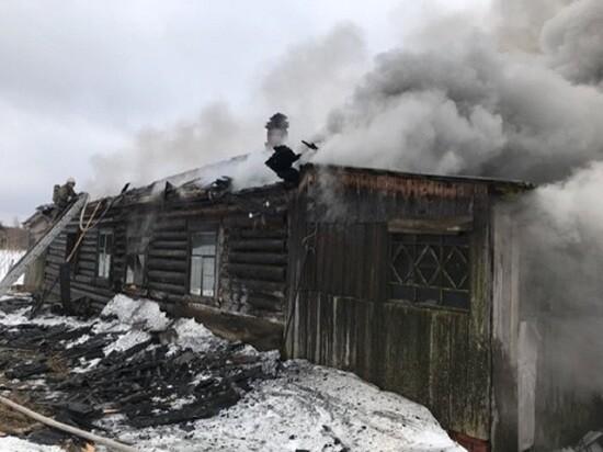 Житель Тверской области погиб, пытаясь потушить пожар у себя в квартире