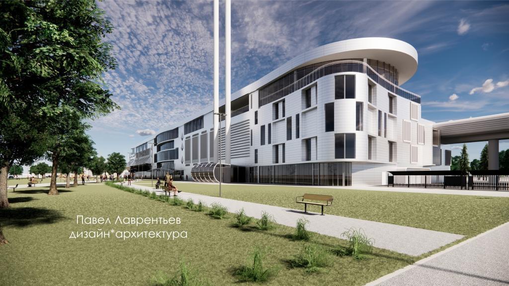 Представлен проект надземного метро для пригородов Петербурга