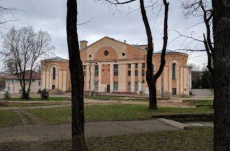 В Смоленке появился тендер на реконструкцию участка за «Октябрем»