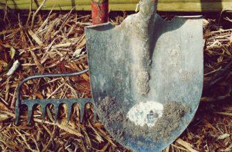 лопата, грабли, инвентарь