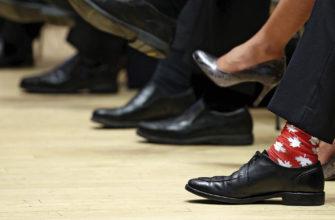 носки, чиновники, туфли, дресс-код, стиль