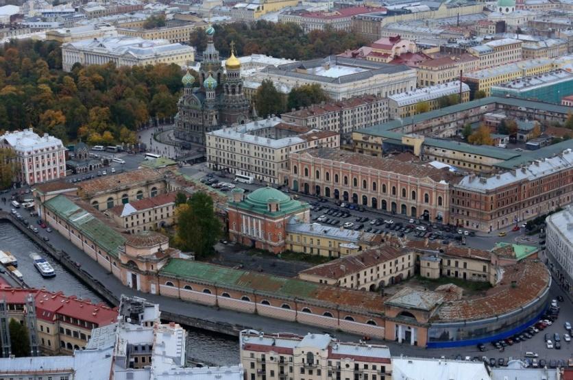 8,3 млн рублей потратят на реставрацию ректорского флигеля СПбГУ