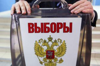 выборы, политика, голосование