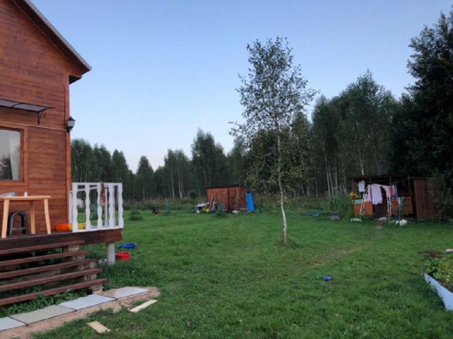 двор, село
