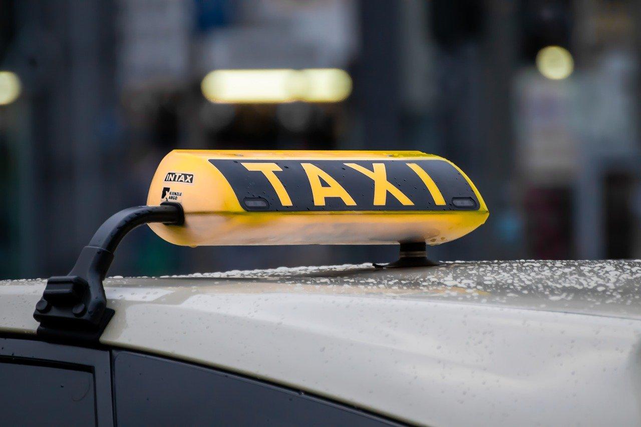 такси, транспорт, авто