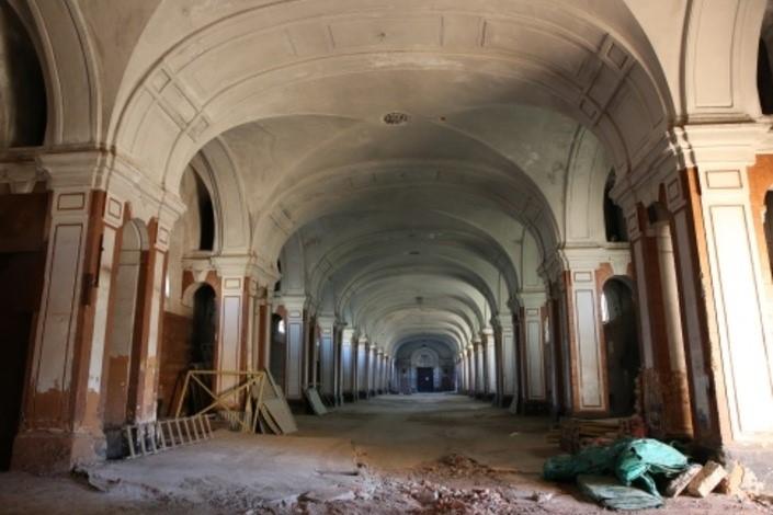 В Петербурге продолжится реставрация Александро-Невской лавры