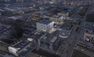 В Москве завершается реконструкция Павелецкой площади в рамках строительства крупнейшего ТПУ
