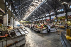 Ретрорынки Петербурга: расцвет, упадок, возрождение