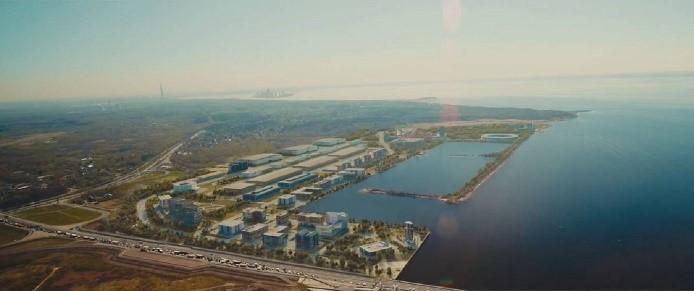 Многообещающие перспективы Горской: в Петербурге реализуют несколько проектов на заброшенной территории
